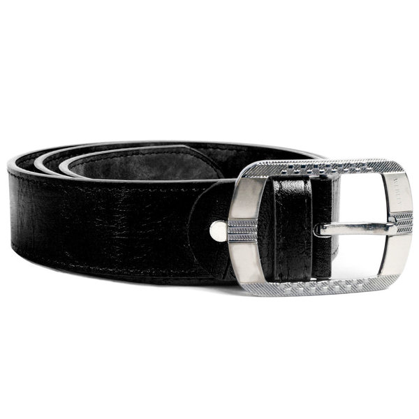 Men´s belt classic - black